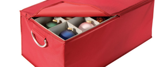 Organize Seasonal Decorations