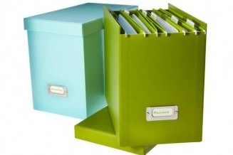 Organizer Mom: Updating your Paper Filing System