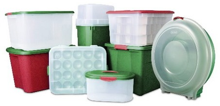 organizing tip of the day invest in holiday storage bins - Christmas Decoration Storage Containers