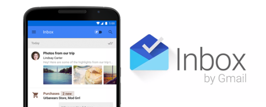 Organizing Tip of the Day:  Are you using Google Inbox?