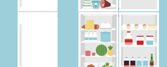Organizing Tip of the Day:  Organizing Your Fridge for Weight Loss