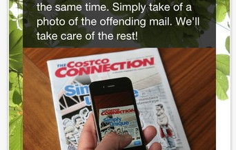 Organizing Tip of The Day: Stop the Paper