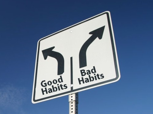 3 Habits to Break in the New Year