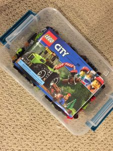 Help LEGOS Are Taking Over My House! - How to Organize LEGOS