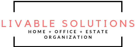 Livable Solutions Professional Organizing for Home, Estate, Business - Madison, CT