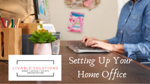 Day Two: Social Distancing & Self-Care Challenge - Setting Up Your Home Office and Keeping Focused